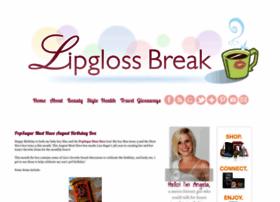 lipglossbreak.com