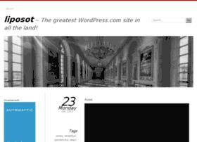 liposot.wordpress.com