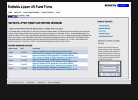 lipperusfundflows.com