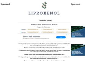 liproxenol.com