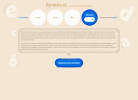 lipsum.cz