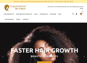 liquidgoldhairproducts.com