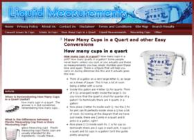 liquidmeasurements.net