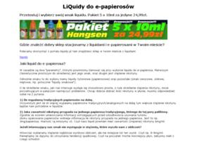 liquidydopapierosow.pl