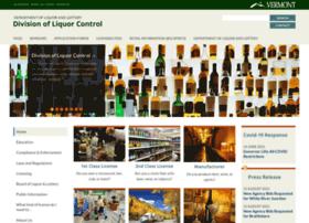 liquorcontrol.vermont.gov