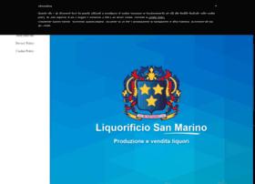 liquorificiosanmarino.com