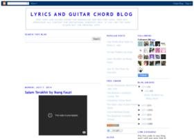 lirik-dan-kord-gitar.blogspot.com