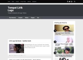 lirik-lagu-global.blogspot.com