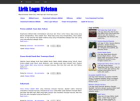 lirik-lagu-kristen.blogspot.com