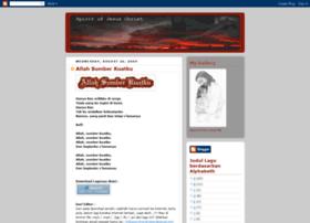 liriklagurohanikristen.blogspot.com