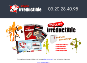 lirreductible.com