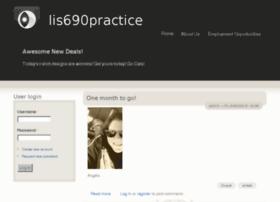 lis690practice-apulley.rhcloud.com