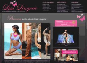 lisa-lingerie.fr