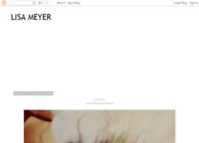 lisa-meyer.blogspot.com