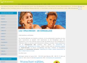 lisa-sprachreisen.de