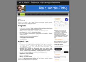 Lisaamartin.wordpress.com