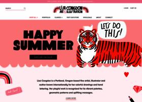 lisacongdon.com
