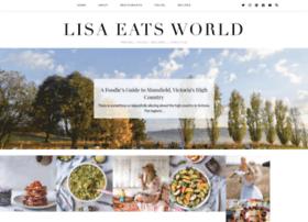 lisaeatsworld.com