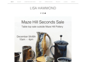 lisahammond-pottery.co.uk