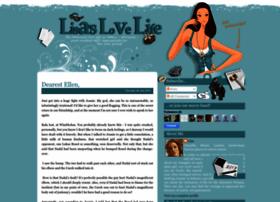 lisaslovelifeinletters.blogspot.com