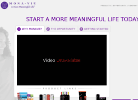 lisaw.mymonavie.com