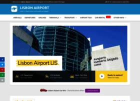 lisbon-airport.com