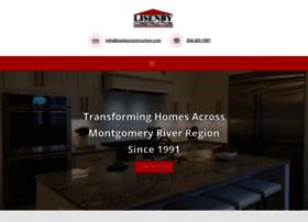 lisenbyconstruction.com