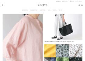 lisette.jp