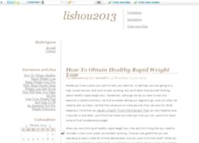 lishou2013.eklablog.com