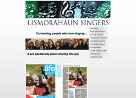 lismorahaunsingers.com