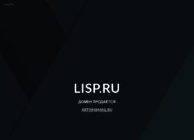 lisp.ru