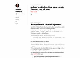 lispblog.xach.com