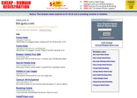 list-guru.com