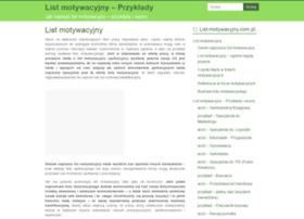 list-motywacyjny.com.pl