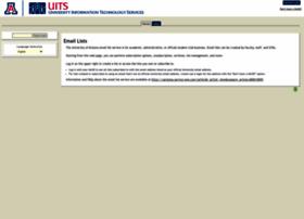 list.arizona.edu