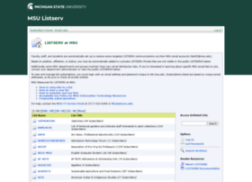 list.msu.edu