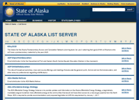 list.state.ak.us