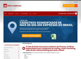 listadeempresas.com.br