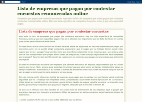 listadeempresasquepaganporencuestas.blogspot.com