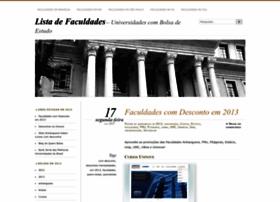 listadefaculdades.wordpress.com