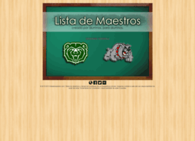 listademaestros.com