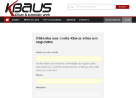 listadesites.kbaus.com