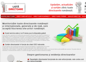 listadirectoare.ro