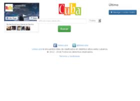 listascuba.com