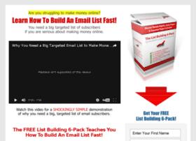 listbuilding6pack.com
