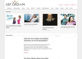 listcrown.com