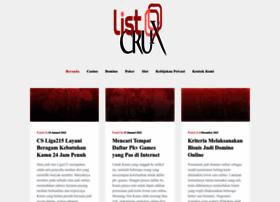listcrux.com