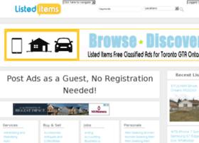listeditems.com