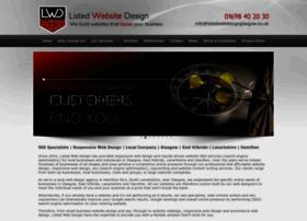 listedwebsitedesign.com