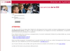 listeinscrits.cnam.fr